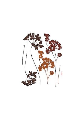 KOMAR Wandtattoo »Blumen« kaufen