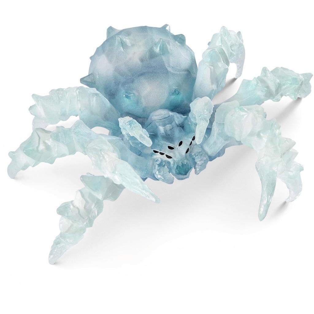Schleich® Spielfigur »Eldrador Creatures, Eis Spinne (42494)«