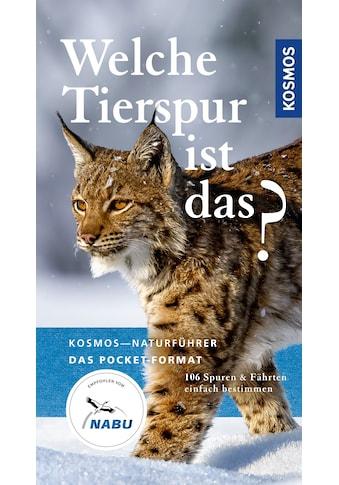Buch »Welche Tierspur ist das? / Klaus Richarz, Alfred Limbrunner« kaufen