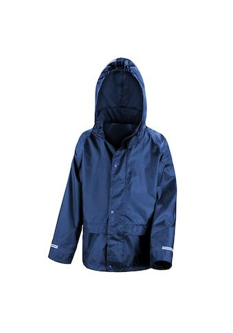 Result Regenjacke »Kinder / Regenüberjacke« kaufen