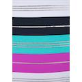 s.Oliver Triangel-Bikini, mit seitlichen Bindebändern