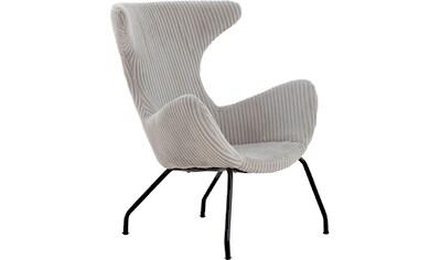 SalesFever Relaxsessel, Ohrensessel in modernem Design kaufen