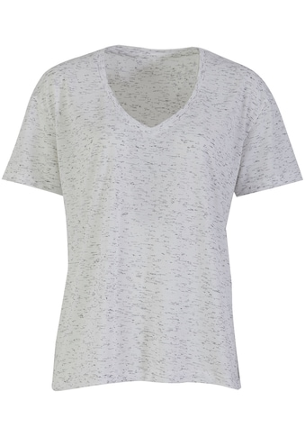 LTB Kurzarmshirt »RIWAPI«, mit V-Ausschnitt kaufen