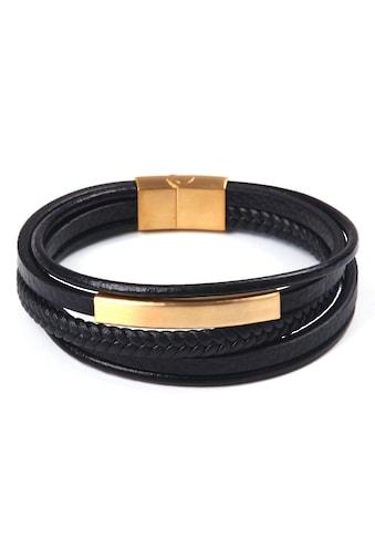 J.Jayz Armband »stylisches Design, mehrreihig« kaufen