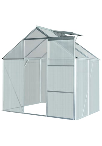 KONIFERA Gewächshaus »Florenz«, BxTxH: 190x130x195 cm, 4 mm kaufen