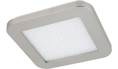 WOFI LED Deckenleuchte »Deckenleuchte Donna 1flg«, LED-Modul, 1 St., Warmweiß,... kaufen