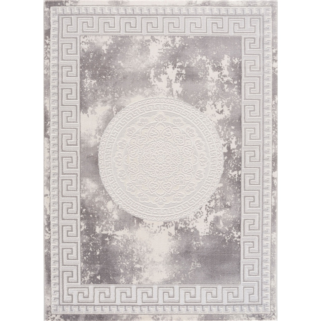 Sanat Teppich »Harmony 3213«, rechteckig, 12 mm Höhe, Vintage Design, Orient-Optik, Wohnzimmer