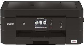 brother tintenstrahl multifunktionsdrucker mfc j890dw. Black Bedroom Furniture Sets. Home Design Ideas