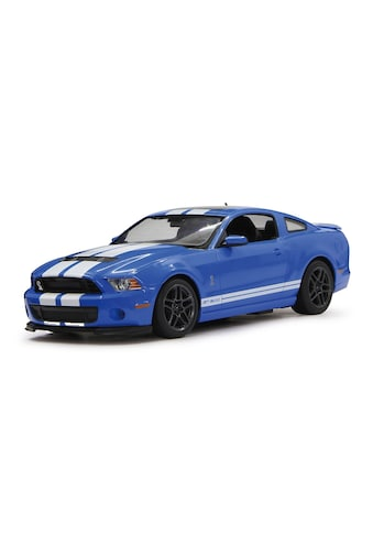 "Jamara RC - Auto ""Ford Shelby GT500  -  27 MHz blau"" kaufen"