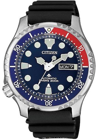 Citizen Taucheruhr »Promaster Marine Automatic Diver, NY0086-16LE« kaufen