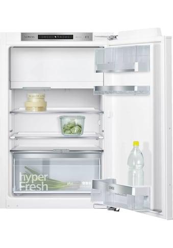SIEMENS Einbaukühlschrank iQ500, 87,4 cm hoch, 56 cm breit kaufen