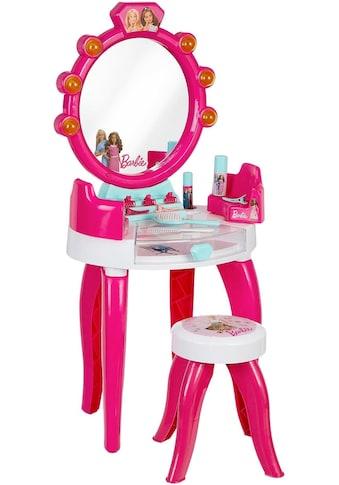 Klein Schminktisch »Barbie Schönheitsstudio mit Zubehör«, mit Licht- und Soundfunktion kaufen