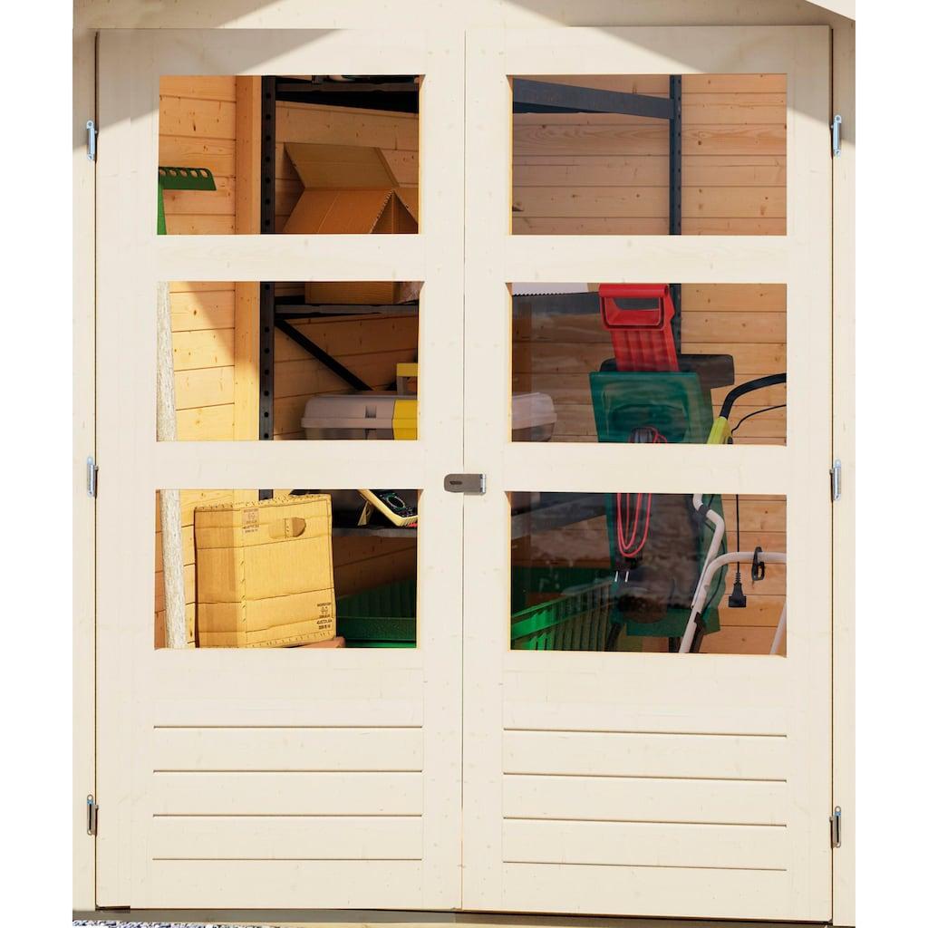 KONIFERA Gartenhaus »Chiemsee 4«