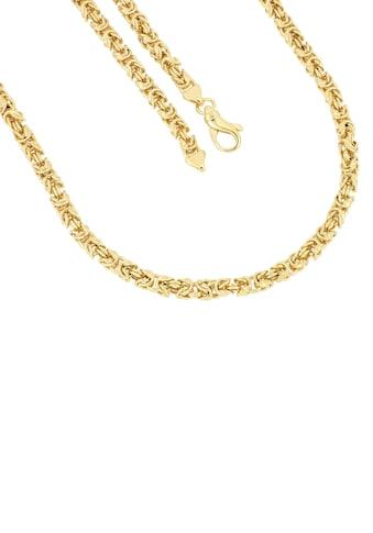 Firetti Kette ohne Anhänger »in Königskettengliederung, 5,0 mm, glänzend, vergoldet,... kaufen