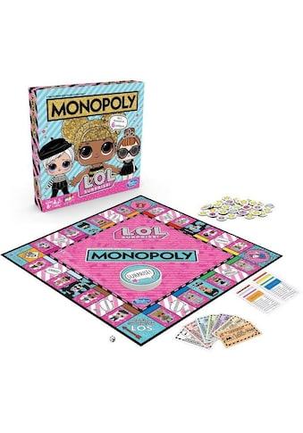 """Hasbro Spiel, """"Monopoly L.O.L. Surprise!"""" kaufen"""