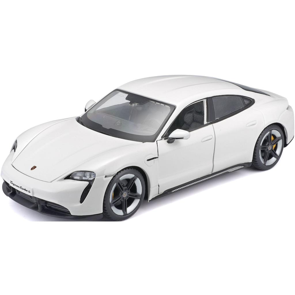 Bburago Sammlerauto »Porsche Taycan«, 1:24