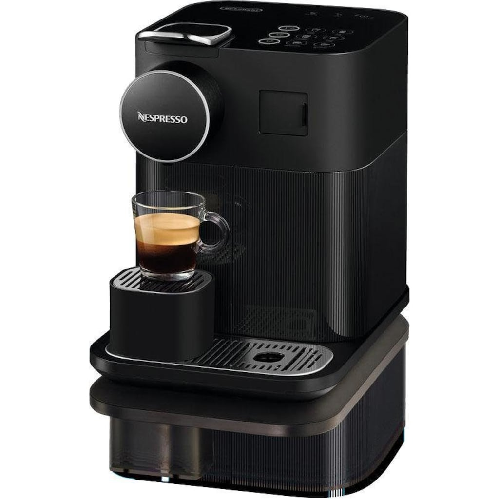 Nespresso Kapselmaschine »Distinta Moments, Gran Lattissima EN 650.B – Sunset Black«