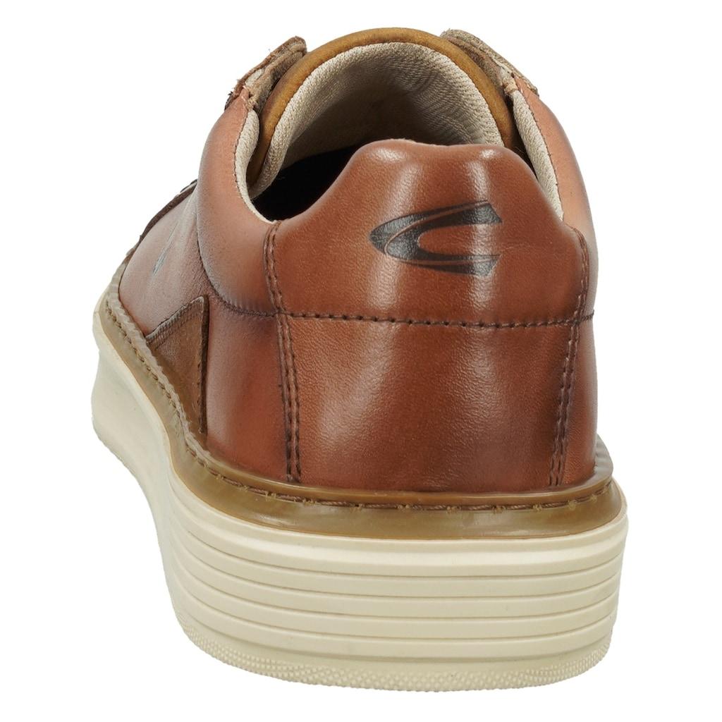 camel active Sneaker »AVON«, mit seitlicher Logoprägung