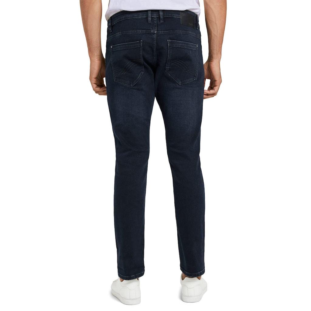 TOM TAILOR 5-Pocket-Jeans »Josh«, mit Reißverschluss