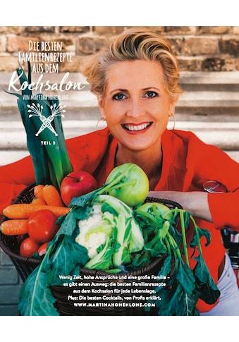 Buch »Die besten Familienrezepte aus dem Kochsalon - von Martina Hohenlohe / Martina... kaufen