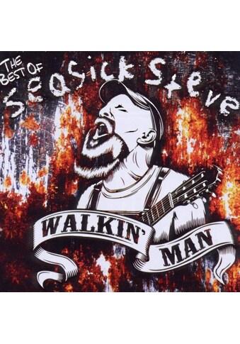 Musik-CD »Walkin' Man (The Best Of Seasick Steve) / Seasick Steve« kaufen