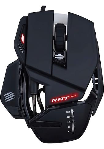 Mad Catz Gaming-Maus »R.A.T. 4+«, kabelgebunden kaufen