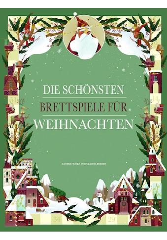 Buch »Die schönsten Brettspiele für Weihnachten / Claudia Bordin« kaufen