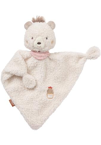 Fehn Schmusetuch »Peru Bär« kaufen