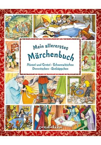 Buch »Mein allererstes Märchenbuch / Svenja Nick, gondolino Meine allerersten Bücher,... kaufen
