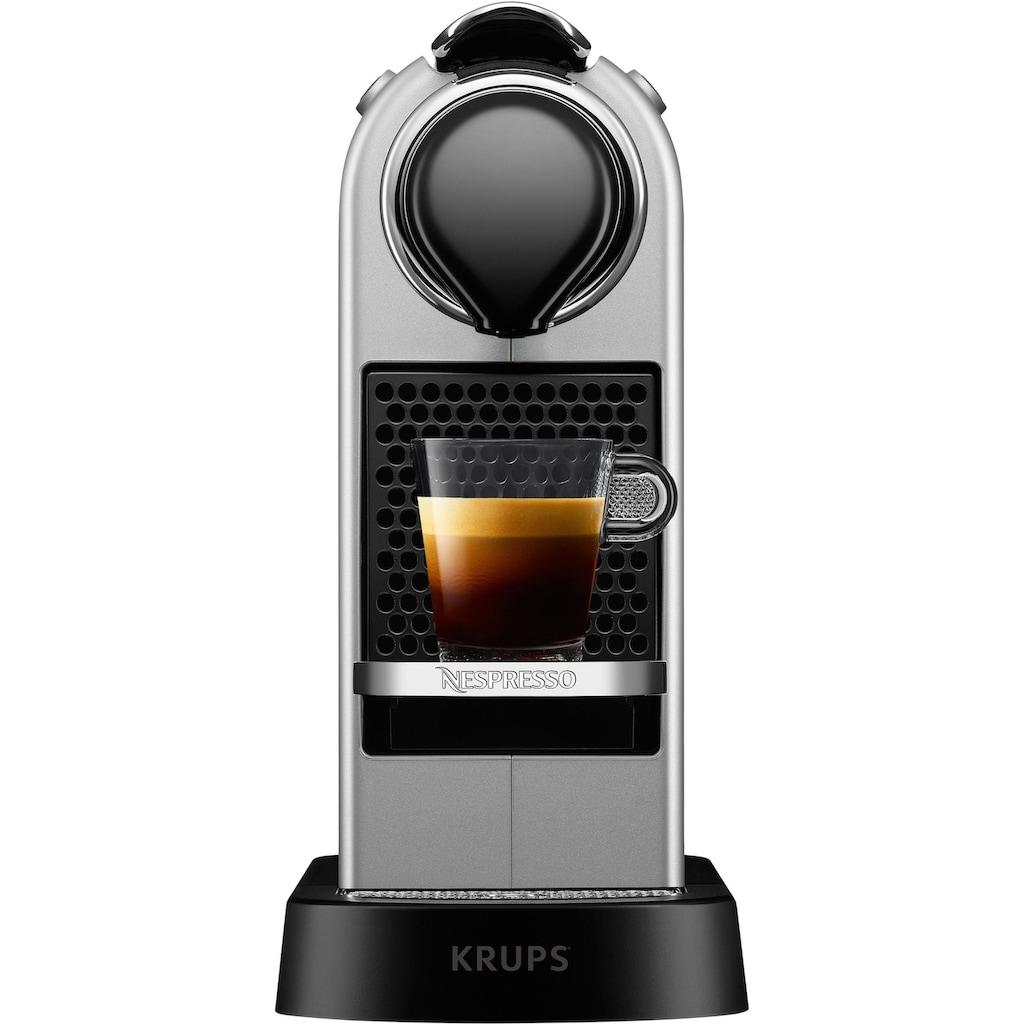 Nespresso Kapselmaschine »XN741B New CitiZ«
