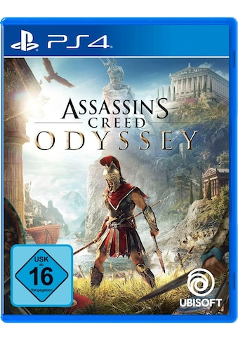 Assassin's Creed Odyssey PlayStation 4 kaufen