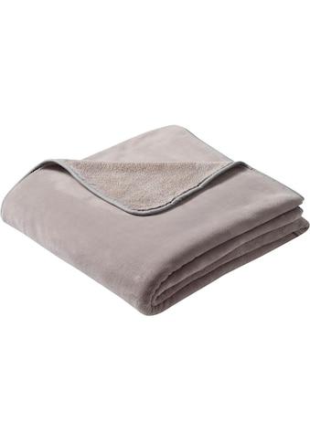 Wohndecke »Pure Soft«, BIEDERLACK kaufen