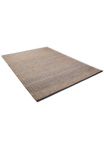 TOM TAILOR Teppich »Braid«, rechteckig, 7 mm Höhe, Flachgewebe, Wohnzimmer kaufen