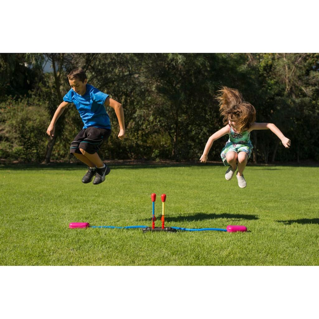 Stomp Rocket Spiel »Dueling«, mit Doppel-Startrampe und Kompressionskissen