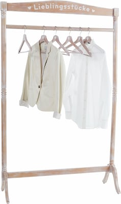 Kleiderständer in Vintage Optik