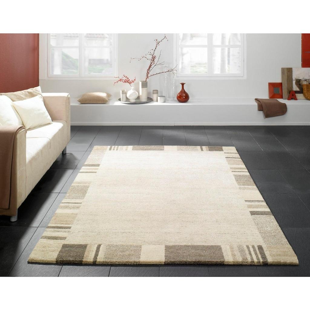 OCI DIE TEPPICHMARKE Teppich »Davina Kimit«, rechteckig, 8 mm Höhe, handgeknüpft, Wohnzimmer