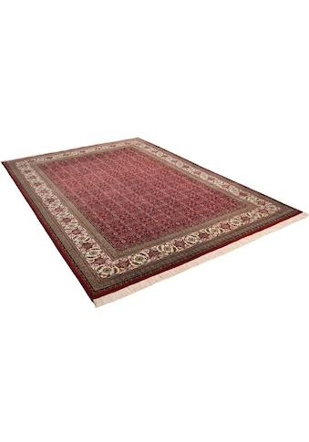 THEKO Orientteppich »Sirsa Seta Bidjar«, rechteckig, 12 mm Höhe, Flor aus 20% Seide,... kaufen