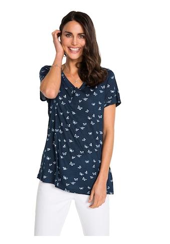 Ambria Shirt mit sommerlichem Druck kaufen
