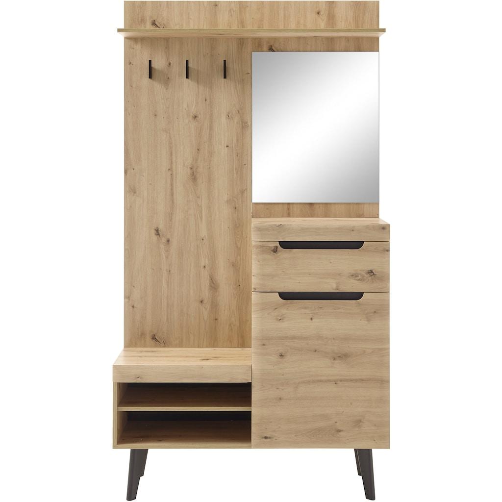 my home Garderobenschrank »Torge«, im schönen Scandi Look