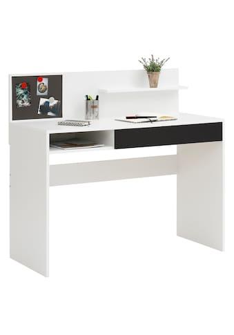 my home Schreibtisch »Magnet«, inklusive einer Magnettafel, einer großen... kaufen