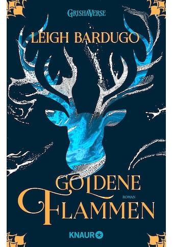 Buch »Goldene Flammen / Leigh Bardugo, Henning Ahrens« kaufen