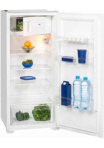 exquisit Einbaukühlschrank, 122,6 cm hoch, 54,0 cm breit kaufen