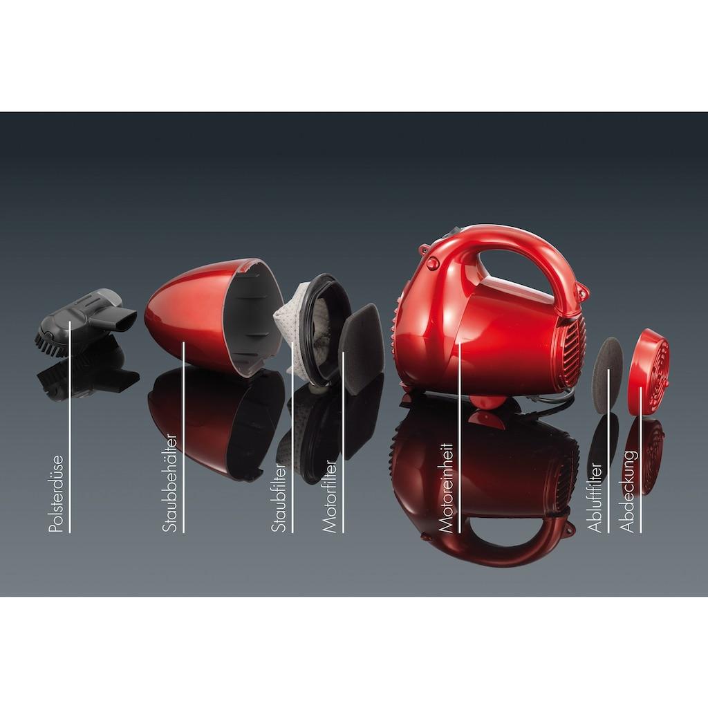 CLEANmaxx Handstaubsauger »2in1 Power Plus«, 800 W, beutellos