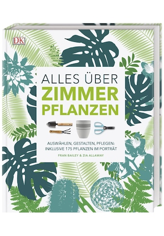 Buch »Alles über Zimmerpflanzen / Fran Bailey, Zia Allaway« kaufen