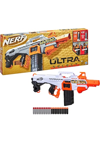 Hasbro Blaster »Nerf Ultra Select«, mit 10 Nerf Ultra Distanz-Darts und 10 Nerf Ultra... kaufen