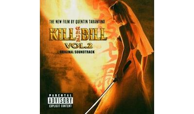 Musik-CD »Kill Bill Vol.2 / OST/Various« kaufen
