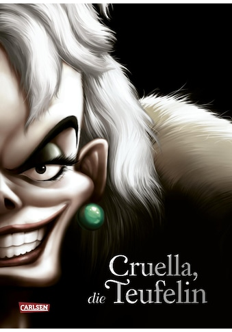 Buch »Disney - Villains 7: Cruella, die Teufelin / Walt Disney, Serena Valentino« kaufen