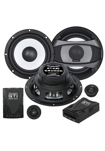 Crunch 2 - Wege - Komponenten - Lautsprechersystem 16,5 cm »GTI6.2C«, (ein Set) kaufen