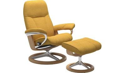 Stressless® Relaxsessel »Consul« (Set) kaufen