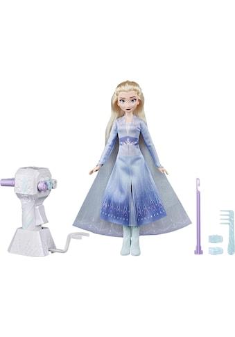 """Hasbro Anziehpuppe """"Die Eiskönigin II, Flechtspaß Elsa"""" kaufen"""